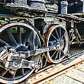 Train Wheels by Paul Ward