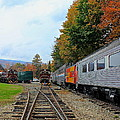 Trains Of Nh by Amazing Jules
