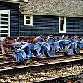 Trains Tr3634-13 by Randy Harris