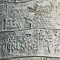 Trajan's Column by Chris Selby