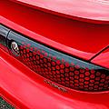 Trans Am Rear Lights by Gill Billington