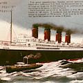 Transatlantic Liner, 1912 by Granger