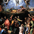 Transfiguration Reproduction Art Work by Raphael