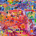 Transition To Chaos by Regina Valluzzi