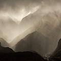 Translucent Rain Clouds Pour by David Stubbs