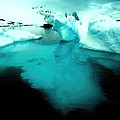 Transparent Iceberg by Amanda Stadther