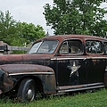Transportation - Classic - Highway Patrol by Liane Wright