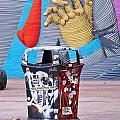 Trash Or Art by Chuck  Hicks