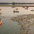 Travel Images Of Burma by Mel Longhurst