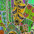 Travel Shopping Colorful Tapestry 8 India Rajasthan by Sue Jacobi