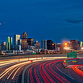 Traveling Into Denver by Ronda Kimbrow