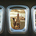Traveling The World With An Airplane by Franckreporter