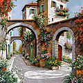 Tre Archi by Guido Borelli