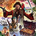 Treasure Island by Steve Crisp