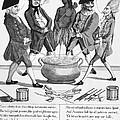 Treaty Of Paris Cartoon by Granger