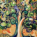 Tree Candy 2 by Genevieve Esson