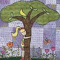 Tree Hugging by Julie Bull