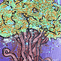 Tree In Three Dee by Genevieve Esson