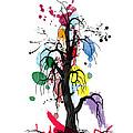 Tree by Mark Ashkenazi
