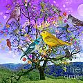 Tree Of Happiness by MGL Meiklejohn Graphics Licensing