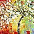 Tree Of Joy by Susanna Shaposhnikova