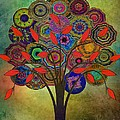 Tree Of Life 2. Version by Klara Acel