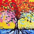 Tree Of Life by Ramona Matei