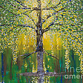 Tree Of Reflection by Renee Nolan