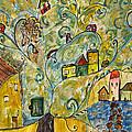 Tree Village by Alina Cristina Frent