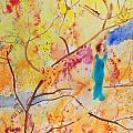 Tree Walking by Brook Powell