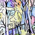 Trees by Divya Engarsal