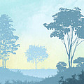 Trees Everywhere by Anthony Mwangi