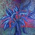 Trees Flower  by Wojtek Kowalski