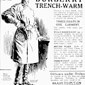 Trench Coat, 1917 by Granger