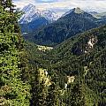 Trentino - Val Duron by Antonio Scarpi
