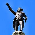 Trenton Battle Monument by Art Dingo
