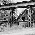 Trestle And Barn by IMH Photog