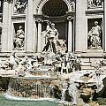 Trevi Fountain by Eric Swan