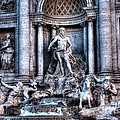 Trevi Fountain by Joe  Ng