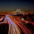 Tri-borough Night by Theodore Jones