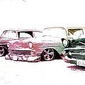 Tri Five Chevys by Steve McKinzie