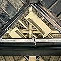 Triangle Ceiling by Sennie Pierson