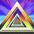 Triangle Pathway by Derek Gedney