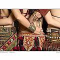Tribal Dancers by Cynthia Holling-Morris
