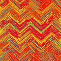 Tribal Pattern 019 by Bill Owen