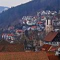 Triberg Germany by Carol Lynn Pasewark