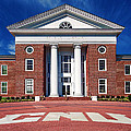 Trible Library Christopher Newport University by Jerry Gammon