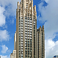 Tribune Tower - Beautiful Chicago Architecture by Christine Till