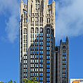 Tribune Tower Chicago - History Is Part Of The Building by Christine Till