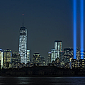 Tribute In Light 2013 by Susan Candelario
